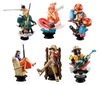 ONE PIECE – Chess Piece Collection R vol.2 (BOX, 6 Characters)