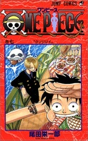 ONE PIECE - Comics 7