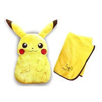 Pokemon - Blanket in chuchion ~ Pikachu ~