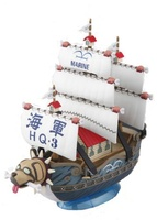 ONE PIECE – Plastic Model ~ Garp's warshipGrand Ship (Grand Ship Collection)