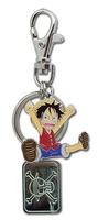 ONE PIECE – Keyring ~ Monkey D. Luffy ~ Metal