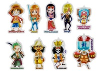 ONE PIECE – 3D Wall Display (9 Character Set)