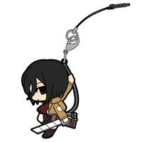 Shingeki no Kyojin (Attack on Titan) – Strap ~ Mikasa Ackerman ~ Pinched version ~