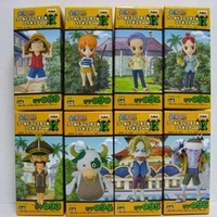 ONE PIECE – Figure (8 Character Set) ~ World Collectable Figure vol.12