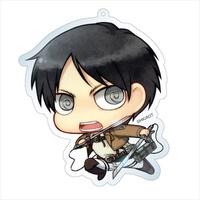 Shingeki no Kyojin (Attack on Titan) – Key chain ~  Eren Yeage ~