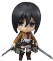 Shingeki no Kyojin (Attack on Titan) – Nendoroid ~ Mikasa Ackerman ~