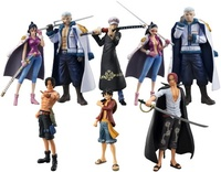 ONE PIECE – Figure (8 Characters) ~ Law's ambition