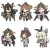 Kantai Collection – Strap ~ 6 characters ~ vol.3 ~