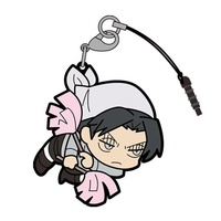 Shingeki no Kyojin (Attack on Titan) – Strap ~ Levi (Cleaning) ~ Pinched version ~