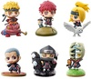 NARUTO – Figure ~ 6 Characters BOX ~ Petit Chara Land NARUTO Shippuden Kuchiyose! Naruto & Akatsuki vol.1 ~